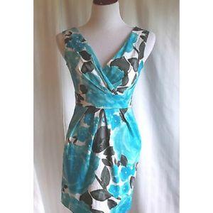 Alyn Paige New York Floral Mini Dress
